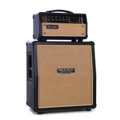 Mesa Boogie Amps Mark Five 25 head - Black with Custom Tan Jute Grille - Tube Guitar Amplifier