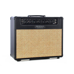 Mesa Boogie Amps Triple Crown TC-50 1x12 Combo - Black w/ Custom Wicker Grille