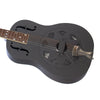 USED National Guitars Delphi Deluxe LEFTY - Volcanic Ash - Left Handed Acoustic Resonator Guitar