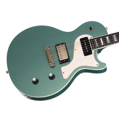 Nik Huber Guitars Custom Krautster II - Custom Metallic Blue/Green - NAMM SHOW Electric Guitar - NEW!