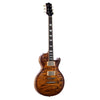 Nik Huber Guitars Orca '59 Faded Sunburst - MASSIVE FLAME - NAMM Show guitar - 7.4lbs!