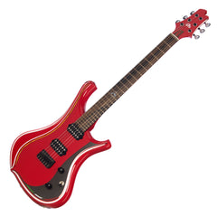 o3 Guitars Hydrogen Ferrari F1 Limited Edition - Hand Made by Alejandro Ramirez - Custom Boutique Electric Guitar