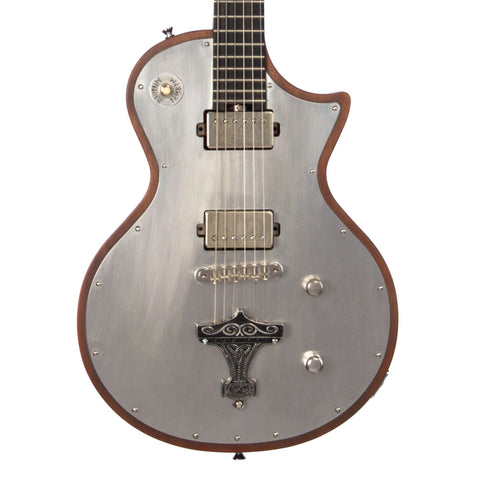Örn Custom Guitars Mjõlnir - Viking Series Single-Cutaway - Custom Hand-Made Electric - NAMM / Boutique Guitar Showcase Featured Instrument - NEW!