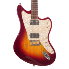 USED Peekamoose Guitars Model 3 Offset - Cherry Sunburst - Custom, Boutique, Electric Guitar
