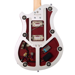 Relish Guitars Bloody Mary - Aluminum / Piezo - Custom Boutique Electric Guitar - NEW!