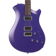 Relish Guitars Royal Purple Mary - Aluminum / Piezo - Custom Boutique Electric Guitar - NEW!