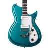 Rivolta Guitars Combinata XVII - Adriatic Blue Metallic - Offset electric guitar from Dennis Fano - NEW!