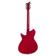 Rivolta Guitars Combinata I - Rosso Red - Offset electric guitar from Dennis Fano - NEW!
