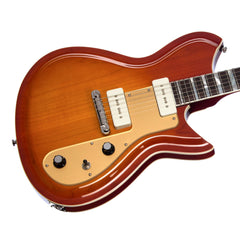Rivolta Guitars COMBINATA Standard - Autunno Burst - Offset electric guitar from Dennis Fano - NEW!