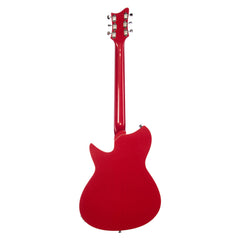 Rivolta Guitars COMBINATA Standard - Offset electric guitar from Dennis Fano - Pomodoro Red Metallic