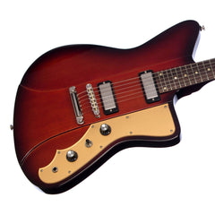 Rivolta Guitars MONDATA II - Fuoco Burst - Offset Electric Guitar from Dennis Fano / Novo - NEW!