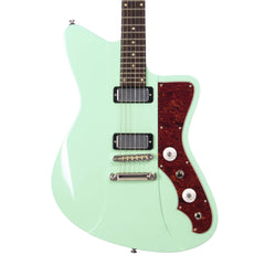 Rivolta Guitars MONDATA JR - Oceanside Green - Offset Electric Guitar from Dennis Fano / Novo - NEW!
