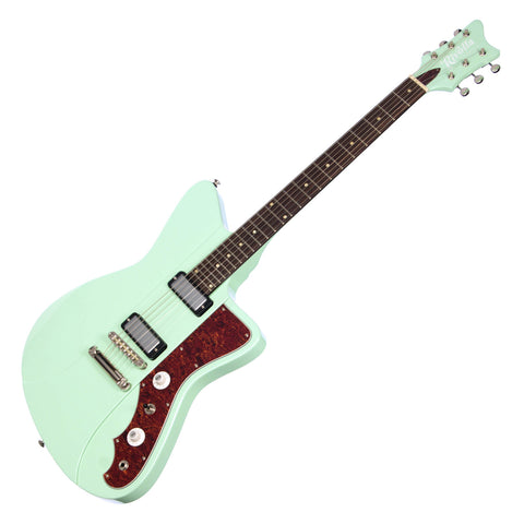 Rivolta Guitars MONDATA II - Oceanside Green - Offset Electric Guitar from Dennis Fano / Novo - NEW!