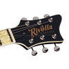 Rivolta Guitars Mondata VIII - Fuoco Burst - Offset Electric Guitar from Dennis Fano / Novo - NEW!