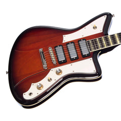 Rivolta Guitars MONDATA Standard - Fuoco Burst - Offset Electric Guitar from Dennis Fano / Novo - NEW!