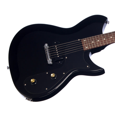 Rivolta Guitars Combinata I - Toro Black - Offset electric guitar from Dennis Fano / NOVO - NEW!