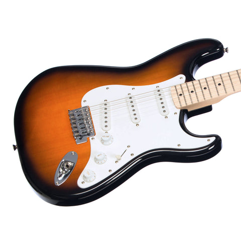 Squier Affinity Series Stratocaster - Sunburst - Fender Electric Guitar for Beginners, Students - NEW!