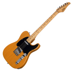 Suhr Guitars Classic T Pro Series - Custom Boutique Electric Guitar - Trans Butterscotch