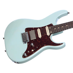 Tom Anderson Guardian Angel Player - Sonic Blue - 24 fret Custom Boutique Electric Guitar - NEW!