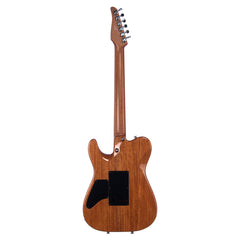 Tom Anderson Guitars Cobra - Natural Mocha - Custom Boutique Electric Guitar - NEW!