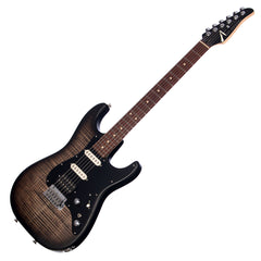 Tom Anderson Drop Top Classic - Satin Natural Black Burst - Custom Boutique Electric Guitar - New!