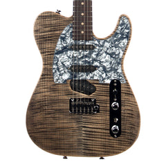 Tom Anderson Hollow Top T Classic Shorty - Custom Boutique Electric Guitar - Natural Black - NEW!