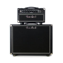USED Two Rock Amps Studio Pro 35 watt Head and 1x12 Speaker Cabinet - Matching Stack w/ Padded Covers