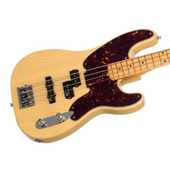 2018 Fender Parallel Universe '51 Telecaster PJ Bass - Limited Edition with Upgrades! Used Electric Bass Guitar - Blonde - NICE!!!