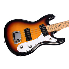 Univox Hi-Flier Bass Reissue - Sunburst - Eastwood Guitars / Mosrite Tribute - NEW!