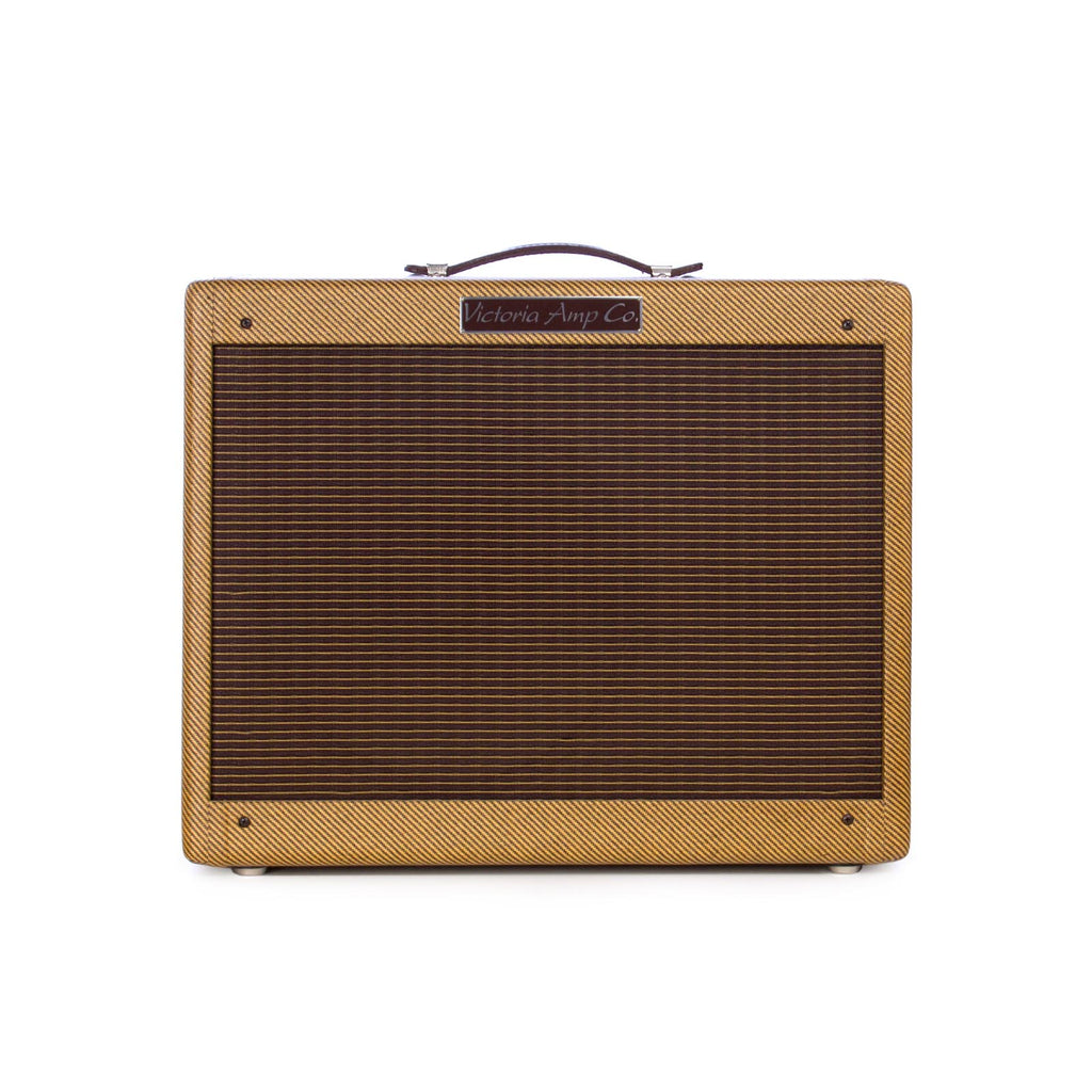 Used Victoria Amps 5112 - 1x12 Combo - Tweed Champ - Tube Guitar Amplifier