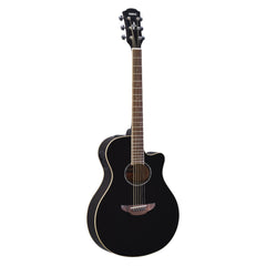 Yamaha Guitars APX600 - Black - Acoustic Electric Thinline Cutaway 889025115025 - NEW!