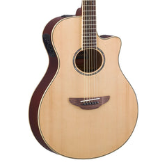 Yamaha Guitars APX600 - Natural - Acoustic Electric Thinline Cutaway 889025115018 - NEW!