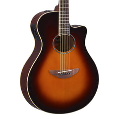 Yamaha Guitars APX600 - Old Violin Sunburst - Acoustic Electric Thinline Cutaway 889025115049 - NEW!