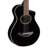 Yamaha Guitars APXT2 BL - Black - 3/4 size Acoustic Electric Thinline Cutaway for Beginners, Students or Travel - NEW!