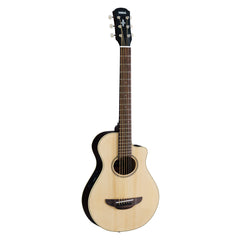 Yamaha Guitars APXT2 NA - Natural - 3/4 size Acoustic Electric Thinline Cutaway for Beginners, Students or Travel - NEW!