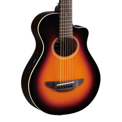 Yamaha Guitars APXT2 OVS - Sunburst - 3/4 size Acoustic Electric Thinline Cutaway for Beginners, Students or Travel - NEW!