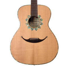 Zemaitis Guitars CAG-200 FS Grand Auditorium Acoustic Guitar - All solid wood - New!