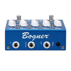 Bogner Ecstasy Blue Overdrive effects pedal