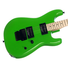 Charvel Guitars San Dimas Pro-Mod Style 1 HH - Slime Green - High Performance Electric Guitar with Floyd Rose - NEW!