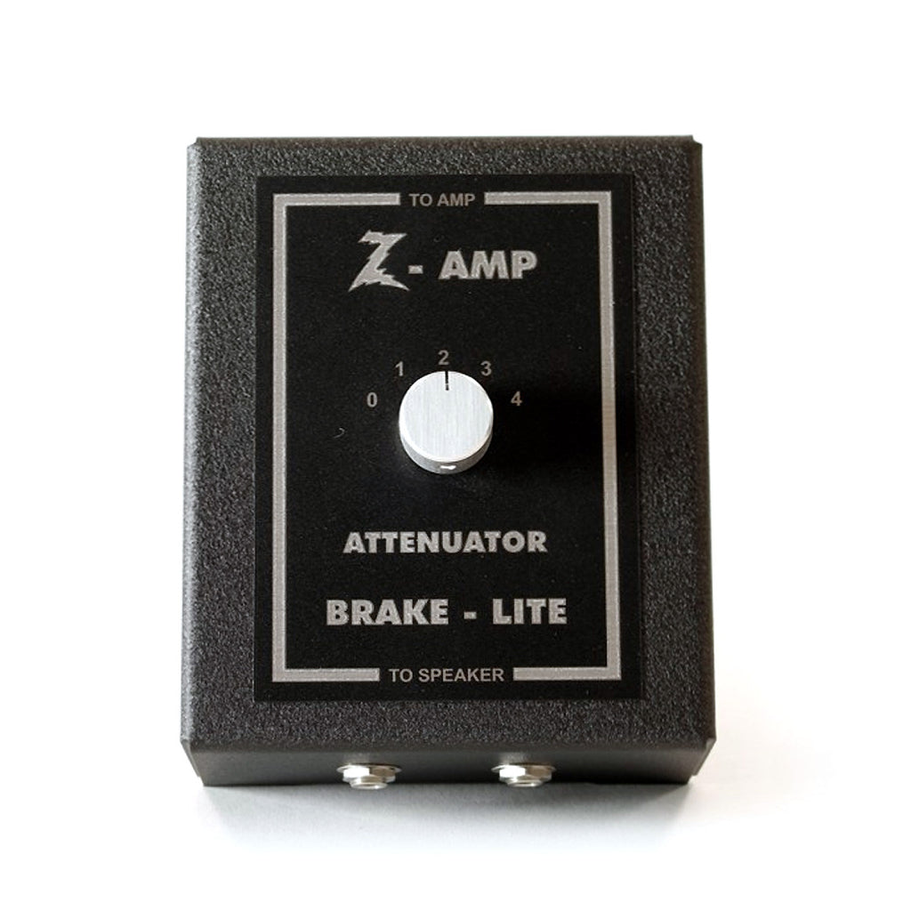 Dr Z Amps Brake Lite SA - Stand Alone Attenuator for Tube Guitar Amplifiers