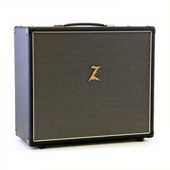 Dr. Z Amps 1x12 Cabinet - Black w/ Salt and Pepper Grille - Celestion Vintage 30 - Convertible Open / Closed Back - NEW!