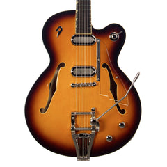 Duesenberg Guitars Gran Majesto DM1-VB - Vintage Sunburst - semi-hollow electric guitar - NEW!