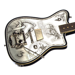 Duesenberg Johnny Depp signature model DJD-BK