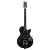 Duesenberg Guitars Starplayer TV Outlaw - DTV-OL - Black Crocodile - Semi-Hollow electric guitar - NEW!