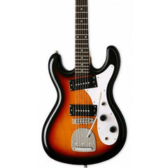 Eastwood Guitars Hi-Flyer PHASE 4 DLX - Sunburst - Univox Hi-Flier Replica - NEW!