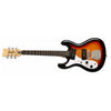 Eastwood Guitars Hi Flyer Phase 4 Sunburst Left Hand Angled