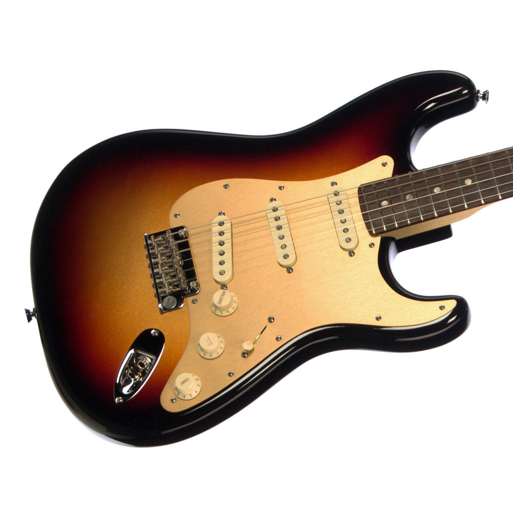 fender fsr american standard stratocaster v neck mystic three colo make 39 n music. Black Bedroom Furniture Sets. Home Design Ideas