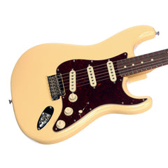 Fender Limited Edition 60th Anniversary American Standard Stratocaster - Vintage White Tortoise