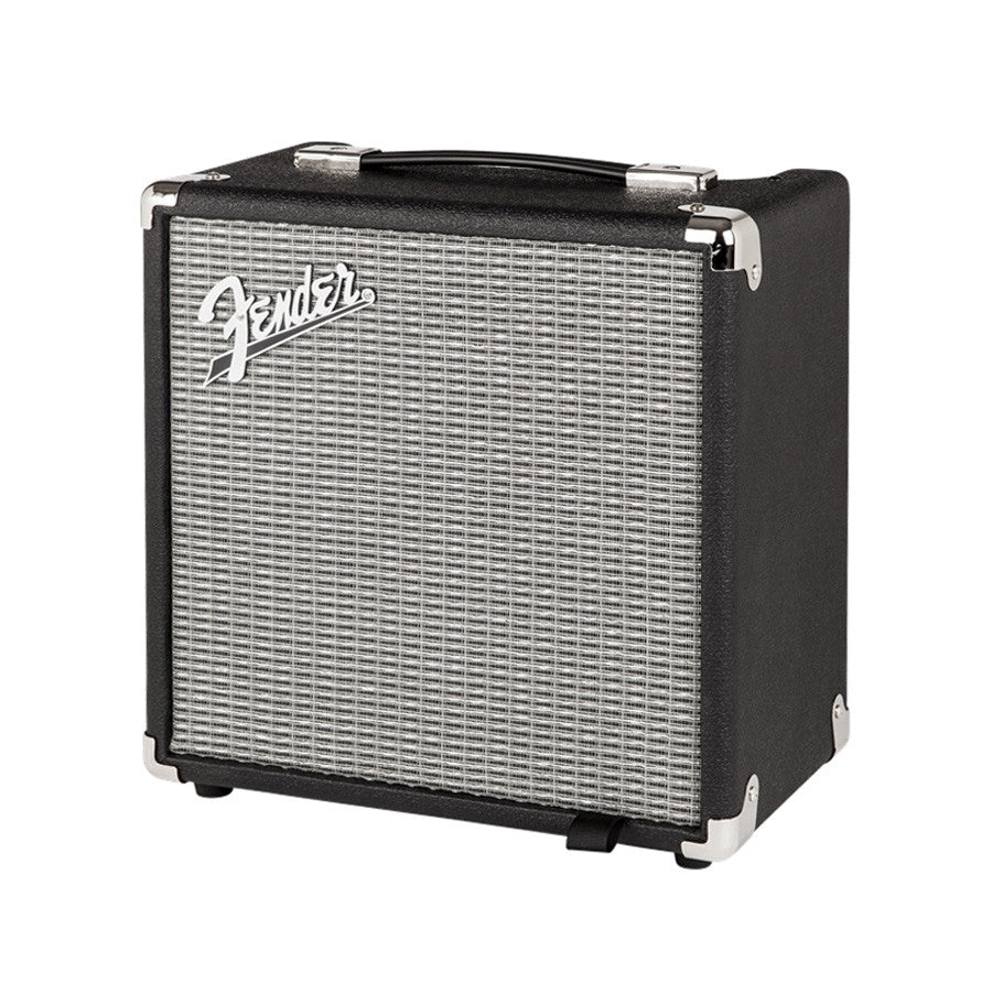 fender amps rumble 15 combo 15 watt bass guitar amplifier new make 39 n music. Black Bedroom Furniture Sets. Home Design Ideas
