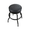 "Fender Blackout Barstool - 24"" Tall - Black Swivel Bar Stool - NEW! 9100323506"